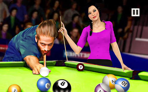 8 Ball Pool 3D Free Game:Billiards Simulator 2021  Pc-softi 3