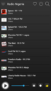 Nigeria Radio Station Online - Nigeria FM AM Music
