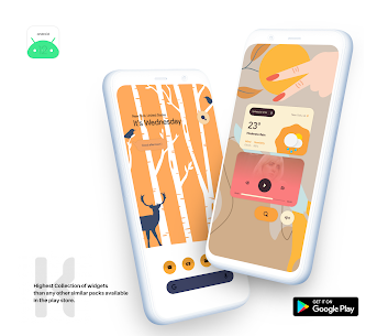 Android 12 Widget Pack for KWGT APK [PAID] Download 6