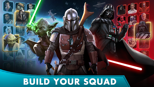 Star Wars™: Galaxy of Heroes 0.23.742101 MOD APK [HALF DAMAGE/GOD ATTACK] 1