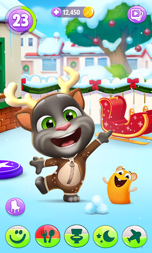 My Talking Tom 2 goodtube screenshots 7