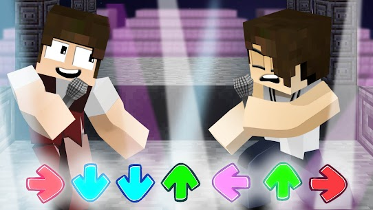 Mod Of Friday Night Funkin For Minecraft Apk Download , Mod Of Friday Night Funkin For Minecraft Apk Android , New 2021 3
