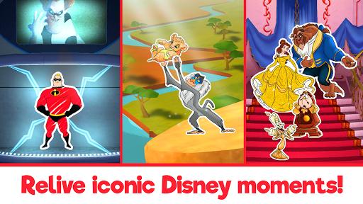 Disney Coloring World - Drawing Games for Kids 8.1.0 screenshots 23