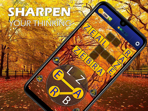 Wordscapes: free Word collect words with friends! apktram screenshots 7
