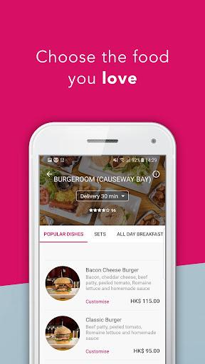 foodpanda - Local Food & Grocery Delivery 21.01.0 Screenshots 2