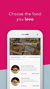 Foodpanda – Local Food & Grocery Delivery 2