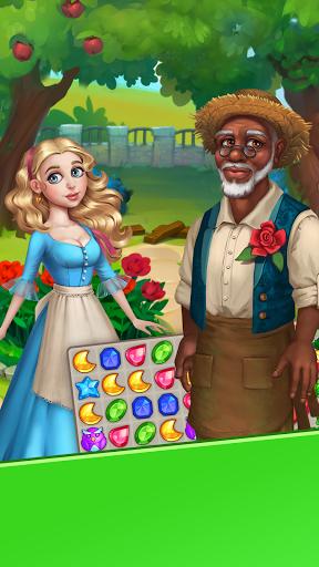 Cinderella - Magic adventure of princess & puzzles screenshots 5