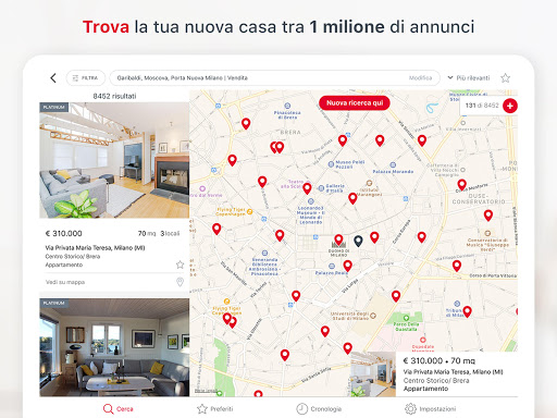 Casa.it Vendita e Affitto Case 3.6.5 Screenshots 8