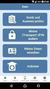 AusweisApp2 1.22.2 Screenshots 2