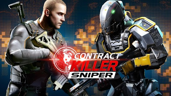 CONTRACT KILLER: SNIPER Capture d'écran