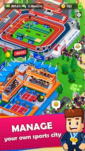 Sports City Tycoon – Idle Sports Games Simulator 1.12.4 1
