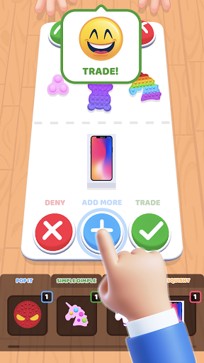 Fidget Toys Trading: fidget trade relaxing games apkdebit screenshots 3
