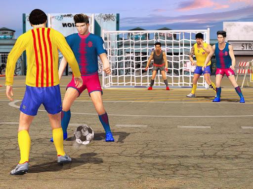 Street Soccer Games: Offline Mini Football Games 3.0 Screenshots 13