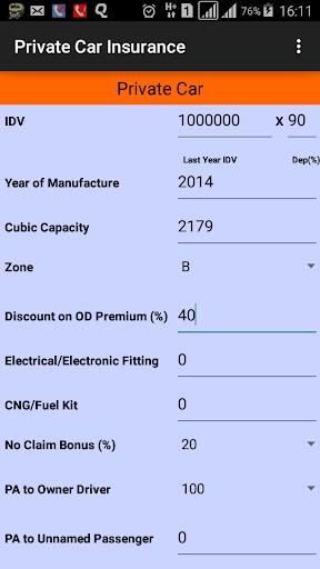 Motor Insurance Calculator android2mod screenshots 9