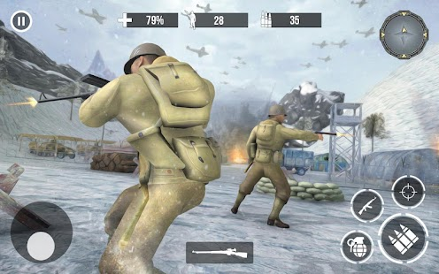 Call of Sniper WW2: Final Battleground War Games Screenshot