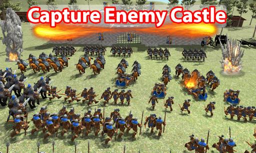 Medieval Wars: Hundred Years War 3D 2.1 screenshots 7