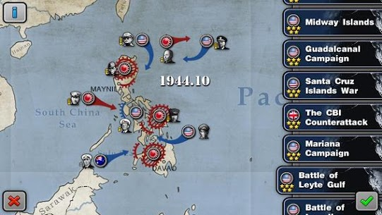 Glory of Generals : Pacific – World War 2 Mod Apk 1.3.12 (Unlimited Medals) 14