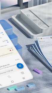 Microsoft Outlook: Secure email, calendars & files Screenshot