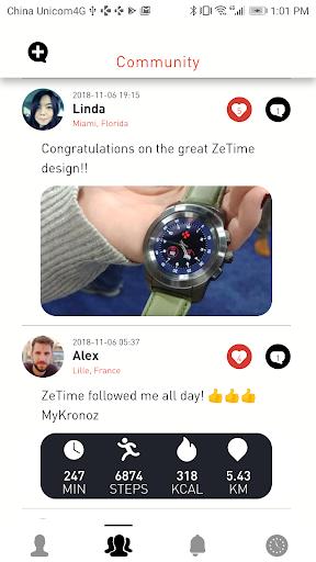 MyKronoz 2.0.4 Screenshots 5