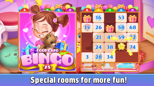 Bingo Frenzy: Lucky Holiday Bingo Games for free 3.6.1 screenshots 1