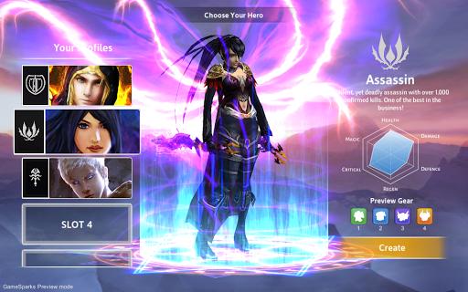 Dawnblade screenshots 3