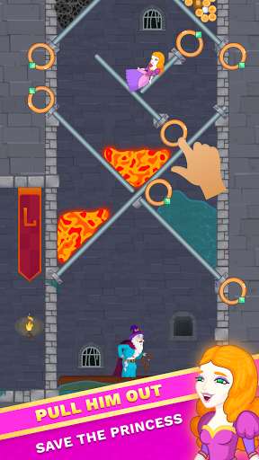 How To Loot: Pull The Pin & Rescue Princess Puzzle  Screenshots 5