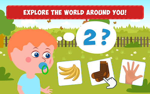 The Blue Tractor: Fun Learning Games for Toddlers 1.2.0 Screenshots 20