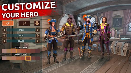 Mutiny: Pirate Survival RPG apk
