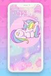 screenshot of Unicorns Wallpaper 2 🦄