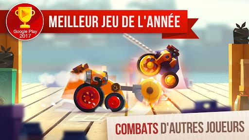 Télécharger CATS: Crash Arena Turbo Stars | Robots de combat APK MOD (Astuce) screenshots 1