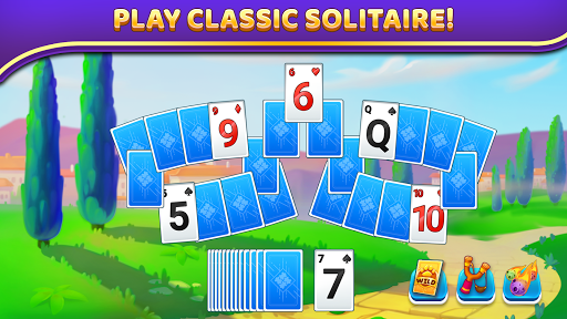Puzzle Solitaire - Tripeaks Escape with Friends 15.0.0 pic 1
