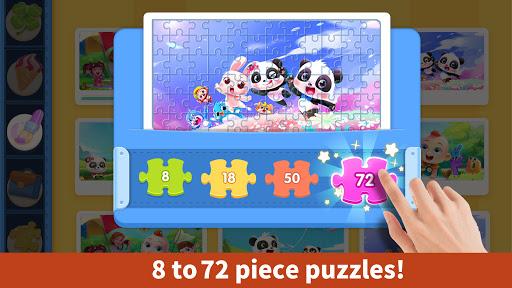 Baby Panda's Kids Puzzles  screenshots 8
