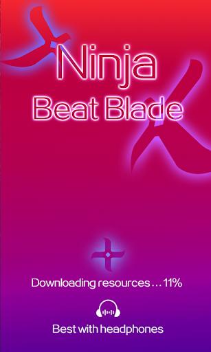 Beat Blade Ninja: Dash Dance 1.1.8 screenshots 1