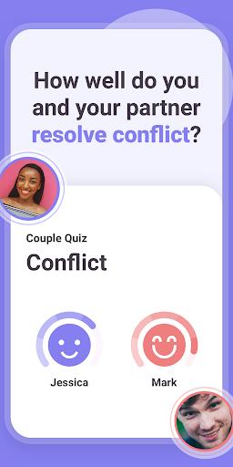 Paired: Couples & Relationship apktram screenshots 1