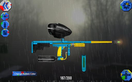 eWeaponsu2122 Paintball Guns Simulator 1.5 screenshots 2