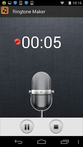 Ringtone Maker - MP3 Cutter  screenshots 3