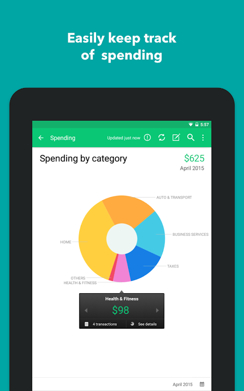 Mint: Budget, Bills, & Finance Tracker  poster 17