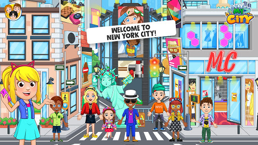 My City : New York Apk 1
