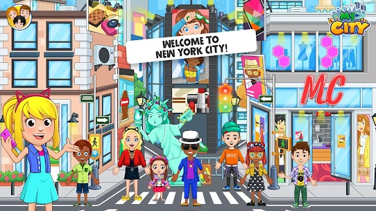 My City : New York For Android (MOD, Paid) 1