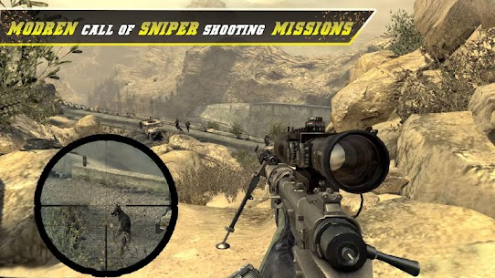 Call of Sniper Shooting 2020 Hack for iOS and Android 3