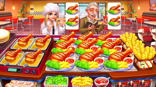 Cooking Hot - Craze Restaurant Chef Cooking Games 1.0.46 Screenshots 1