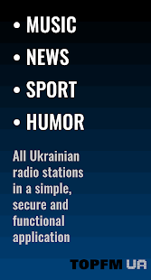 Radio Online - Top FM Ukraine