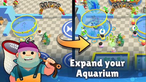 Idle Aquarium  screenshots 1