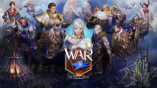 Code Triche ENDLESS WAR : THE WAR OF ARGON apk mod screenshots 1