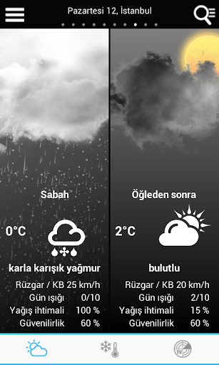 Weather for Turkey modavailable screenshots 2