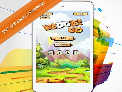 Wedgie Go: Funny Infinite Runner Multiplayer Game