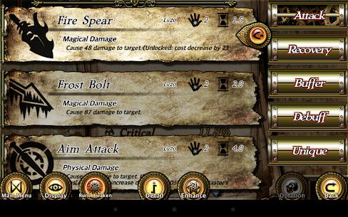 Rune Rebirth MOD APK 1.968 (Unlimited Money/Shard) 15