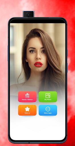 Face Makeup & Beauty Selfie Makeup Photo Editor 1.2 Screenshots 1