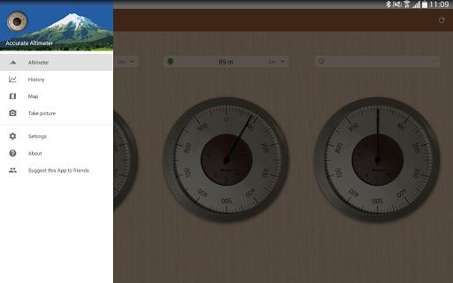 Accurate Altimeter 2.2.23 Screenshots 9