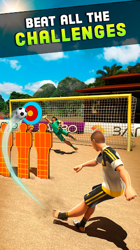 Shoot Goal - Beach Soccer Game 1.3.8 screenshots 1